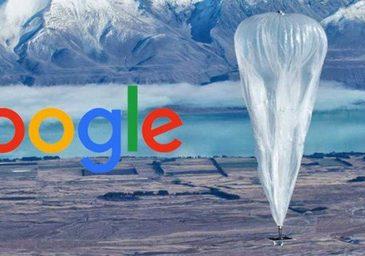Dự án đầy tham vọng của Google phủ sóng internet toàn cầu