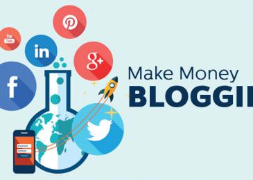 Cách kiếm tiền online tại nhà với blog