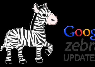 Mục tiêu của thuật toán ngựa vằn Google