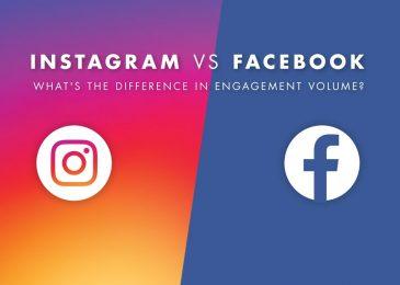 Nên mua quảng cáo facebook hay Instagram?