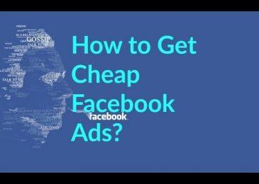 Cách chạy quảng cáo facebook giá rẻ