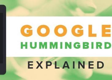 Ảnh hưởng của thuật toán Hummingbird với SEO
