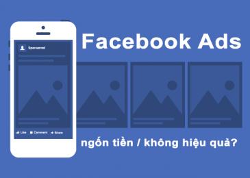Nguyên nhân chạy quảng cáo facebook không hiệu quả