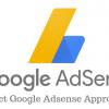 Bí quyết đăng ký Google Adsense 100% được chấp thuận