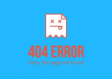 Phân loại các lỗi trên website thường gặp