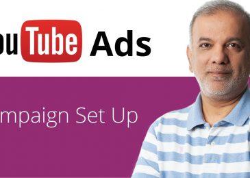 Cách thiết lập chiến dịch quảng cáo Youtube