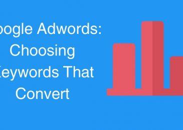 Thủ thuật chọn từ khóa quảng cáo Google Adwords