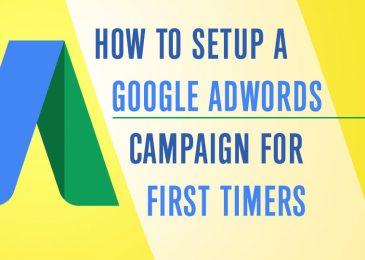 Kinh nghiệm tự chạy quảng cáo Google Adwords
