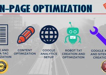 Cách tối ưu Onpage cho website mới